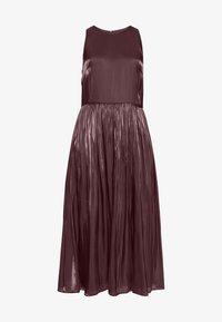 MAX&Co. - PARGOLO - Sukienka koktajlowa - brown - 4