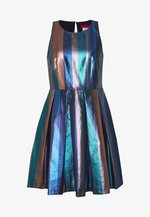 PANFILIO - Cocktail dress / Party dress - navy blue