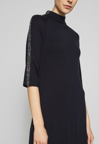 MAX&Co. - PREGIO - Strikket kjole - midnight blue - 5