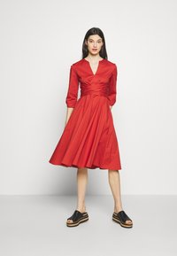MAX&Co. - DIONISIO - Cocktail dress / Party dress - terracotta - 1