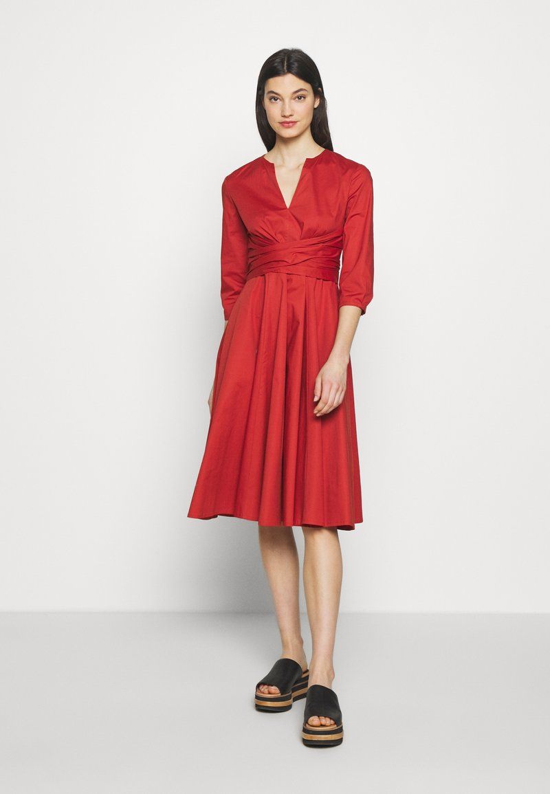 MAX&Co. - DIONISIO - Cocktail dress / Party dress - terracotta