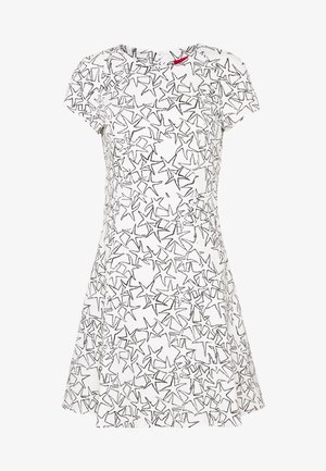 DISPARI - Vestido informal - white pattern