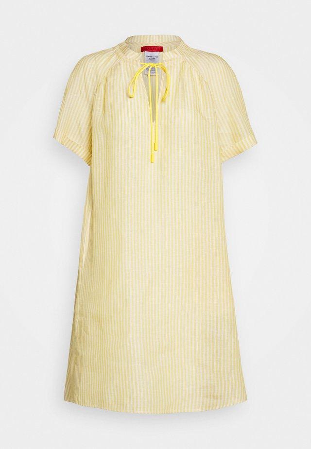 DILUIRE - Day dress - sunshine yellow