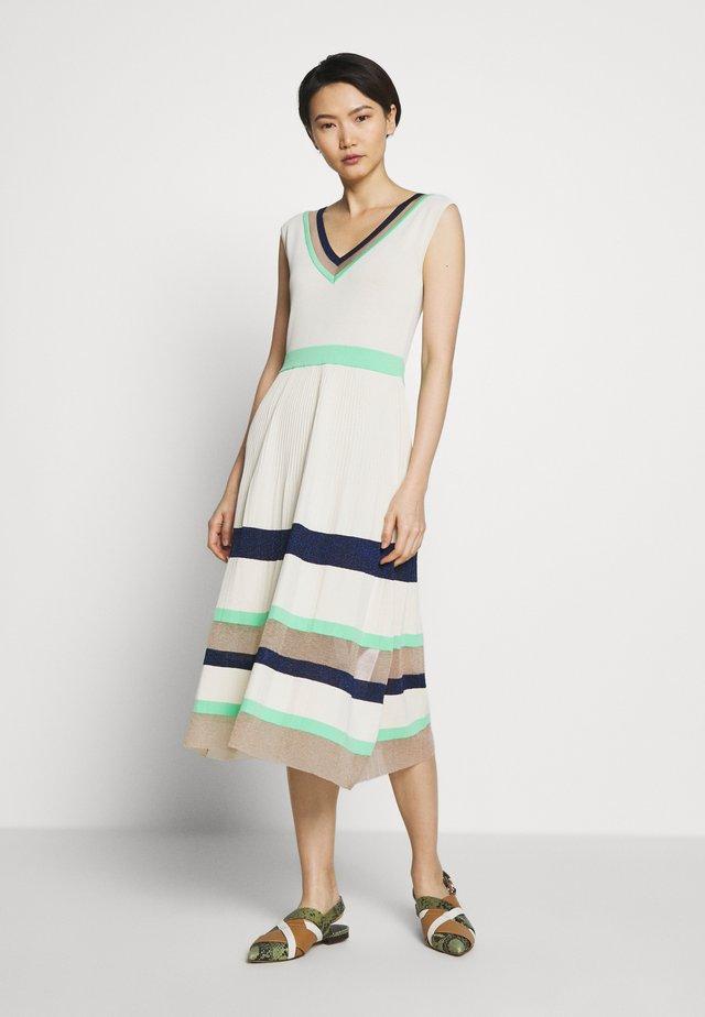 PRUA - Jumper dress - ivory
