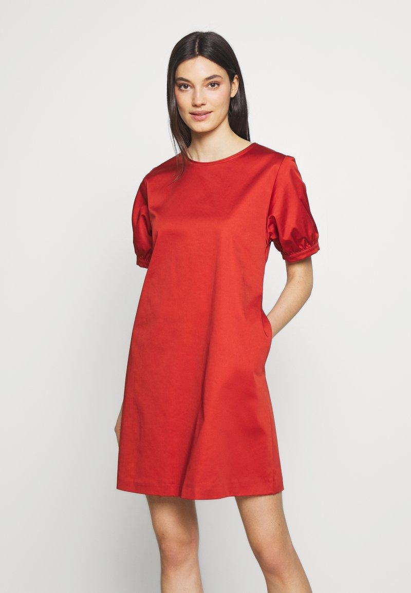 MAX&Co. - CELESTE - Sukienka letnia - terracotta