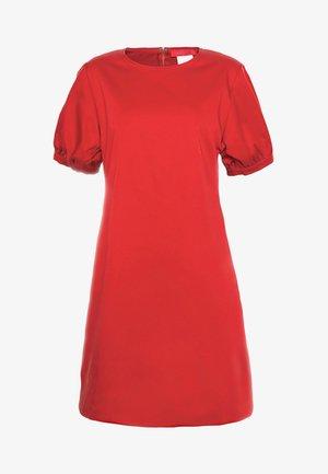 CELESTE - Denní šaty - terracotta