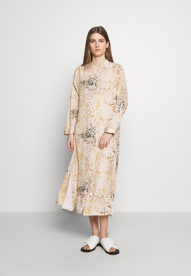 CAUSA - Shirt dress - powder pink