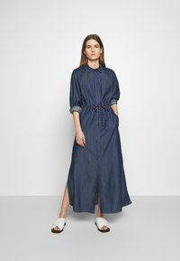 MAX&Co. - DIFESA - Maxi šaty - midnight blue - 1