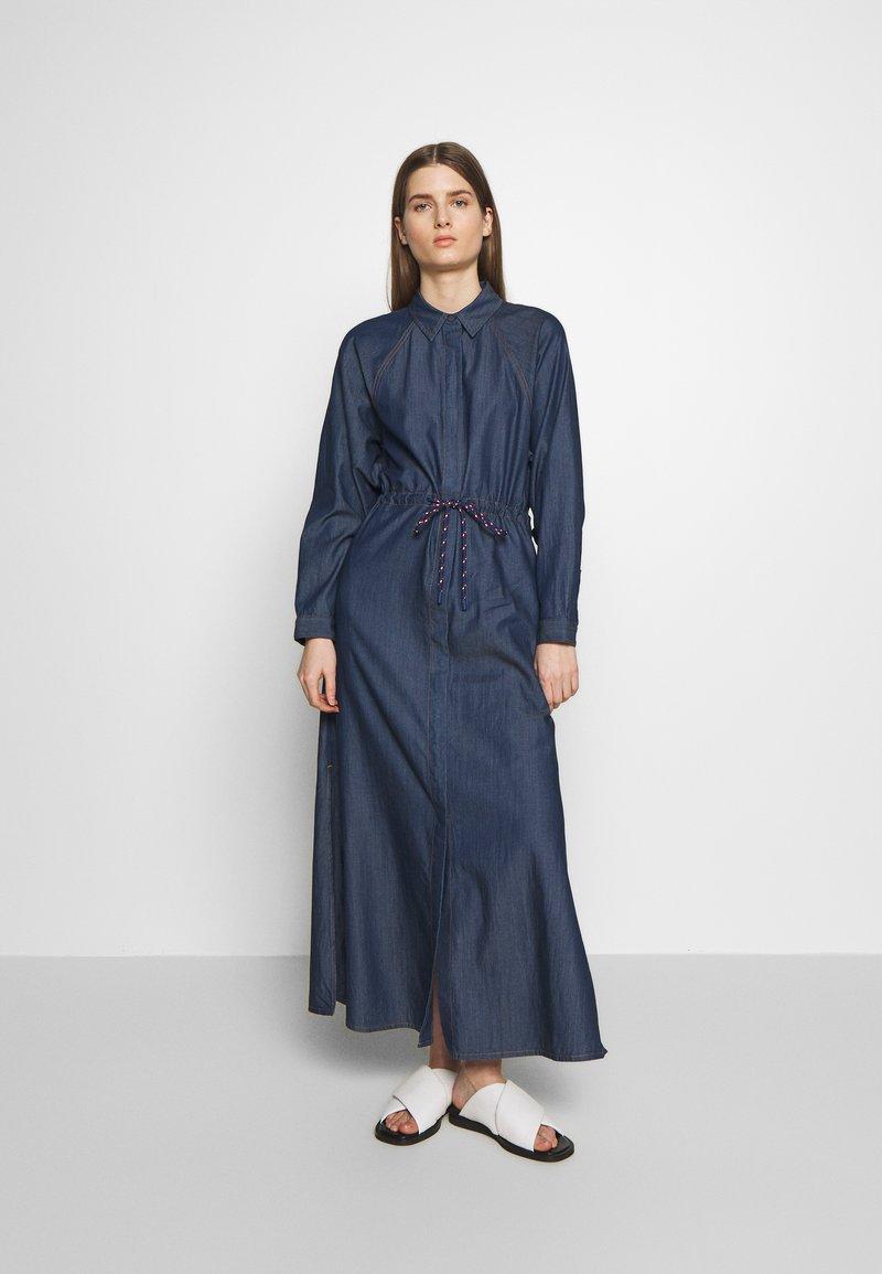MAX&Co. - DIFESA - Maxi šaty - midnight blue