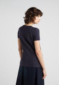 MAX&Co. - DAMIERE - T-shirt print - midnight blue - 2