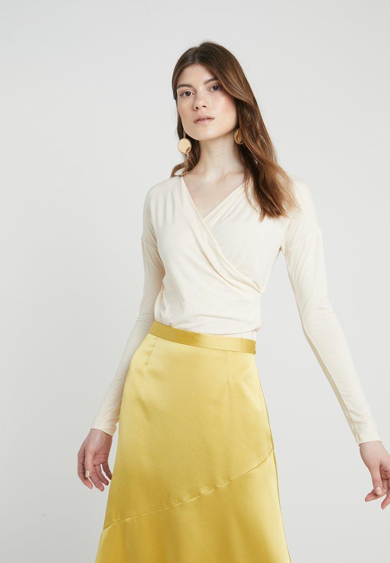 MAX&Co. - CRETA - Langarmshirt - off white