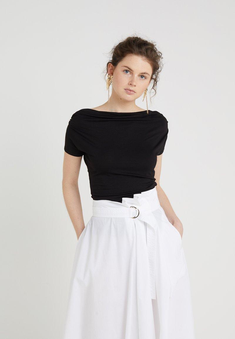 MAX&Co. - PALOMBO - T-Shirt print - black