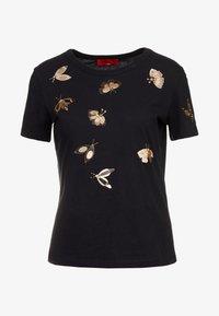 MAX&Co. - DRAGONE - T-Shirt print - black - 3