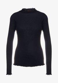 MAX&Co. - CORTESIA - Long sleeved top - black - 3