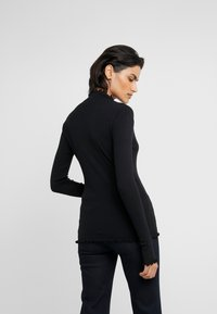 MAX&Co. - CORTESIA - Long sleeved top - black - 2