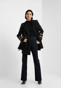 MAX&Co. - CORTESIA - Long sleeved top - black - 1