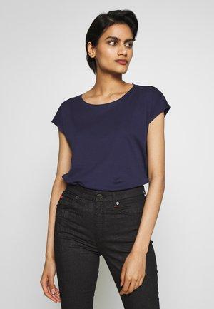 MALDIVE - Basic T-shirt - navy blue