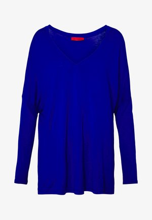 CESARE - Long sleeved top - china blue
