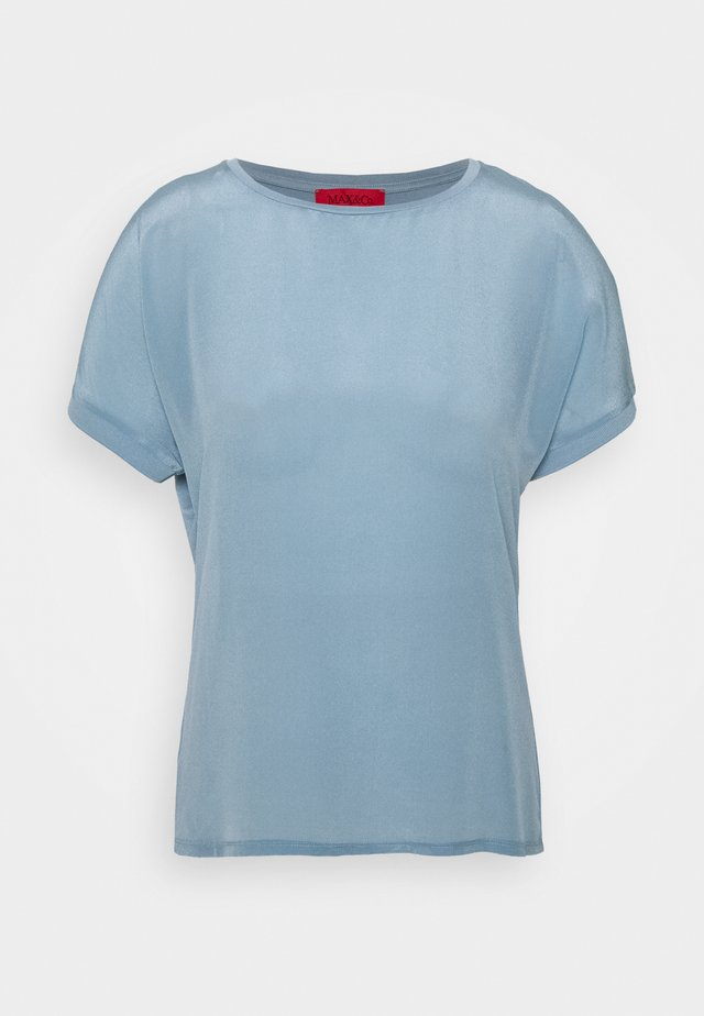 CREDERE - Bluse - sky blue