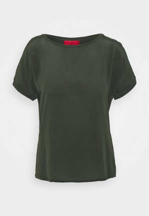 CREDERE - Blouse - khaki green