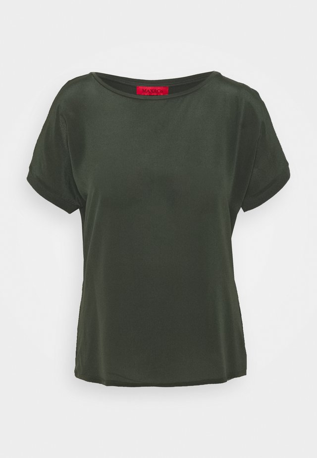CREDERE - Bluser - khaki green