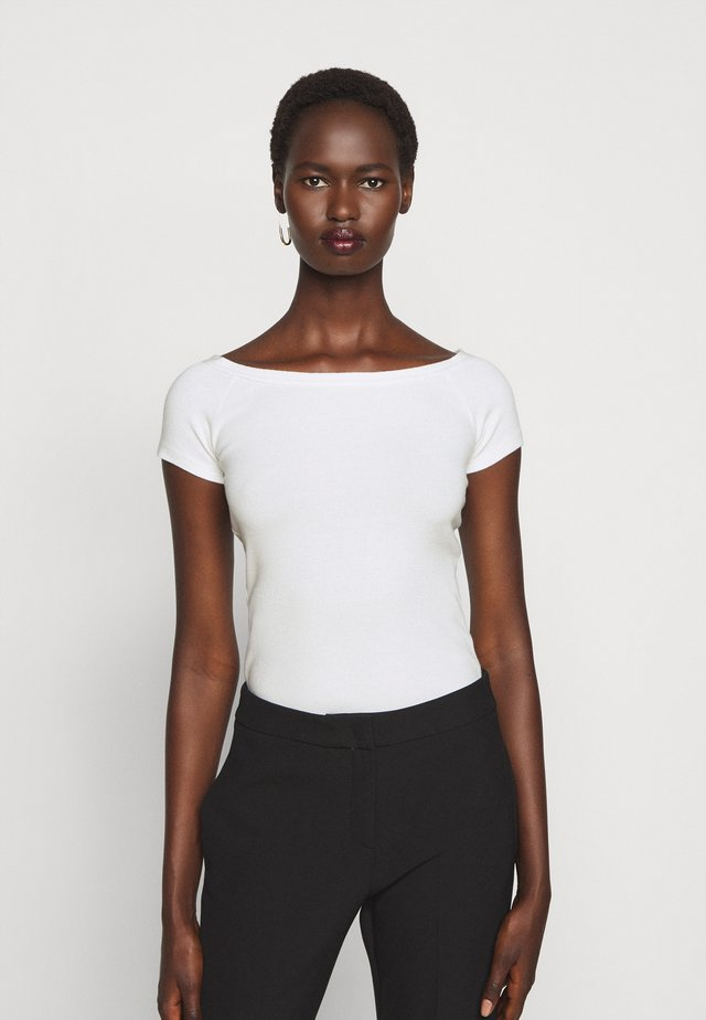 PRESIDE - T-Shirt basic - white