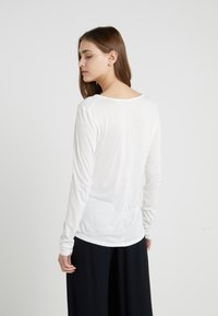 MAX&Co. - MODUGNO - Long sleeved top - white - 2