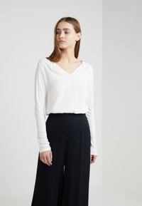 MAX&Co. - MODUGNO - Long sleeved top - white - 0