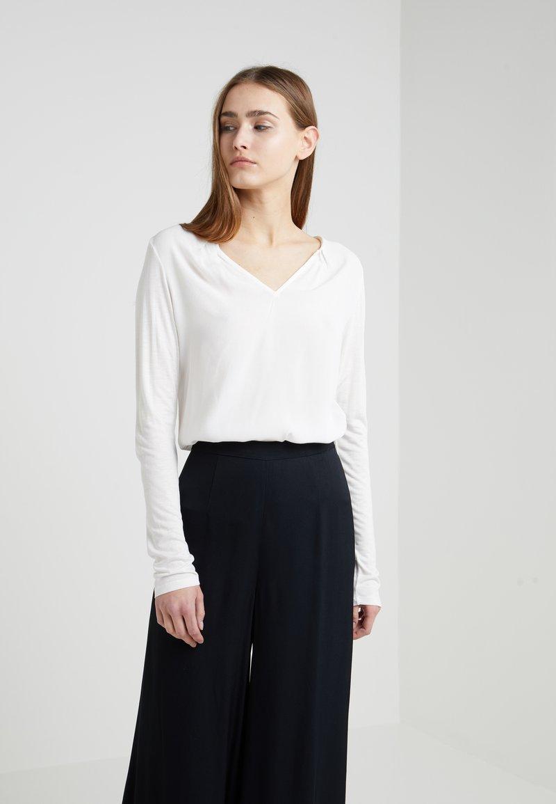 MAX&Co. - MODUGNO - Maglietta a manica lunga - white