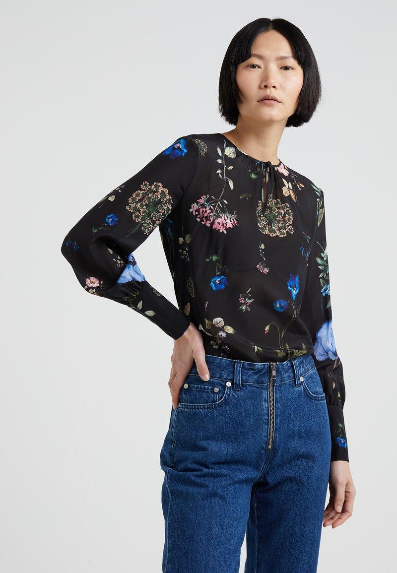 MAX&Co. - PRIMULA - Blus - black pattern