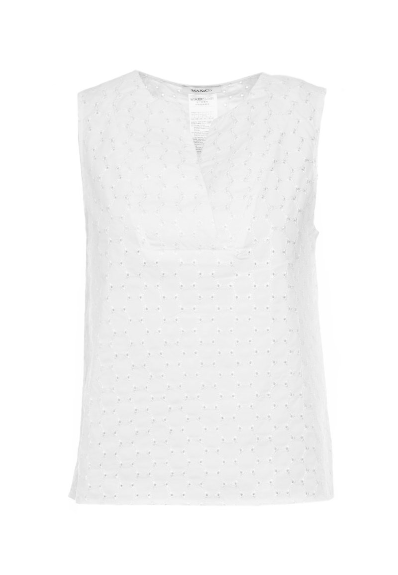 MAX&Co. - DISPONE - Blouse - ivory
