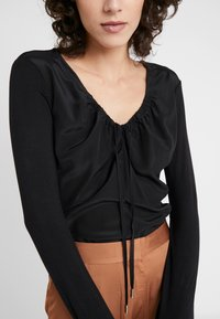 MAX&Co. - COTTAGE - Blouse - black - 5