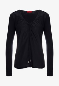 MAX&Co. - COTTAGE - Blouse - black - 4