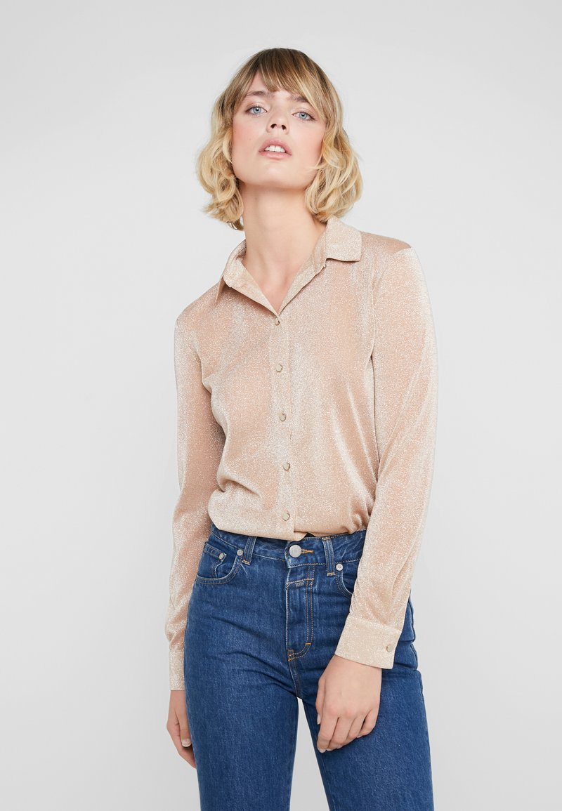 MAX&Co. - PRESENTE - Blouse - old rose