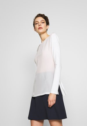 CRETA - Blouse - white