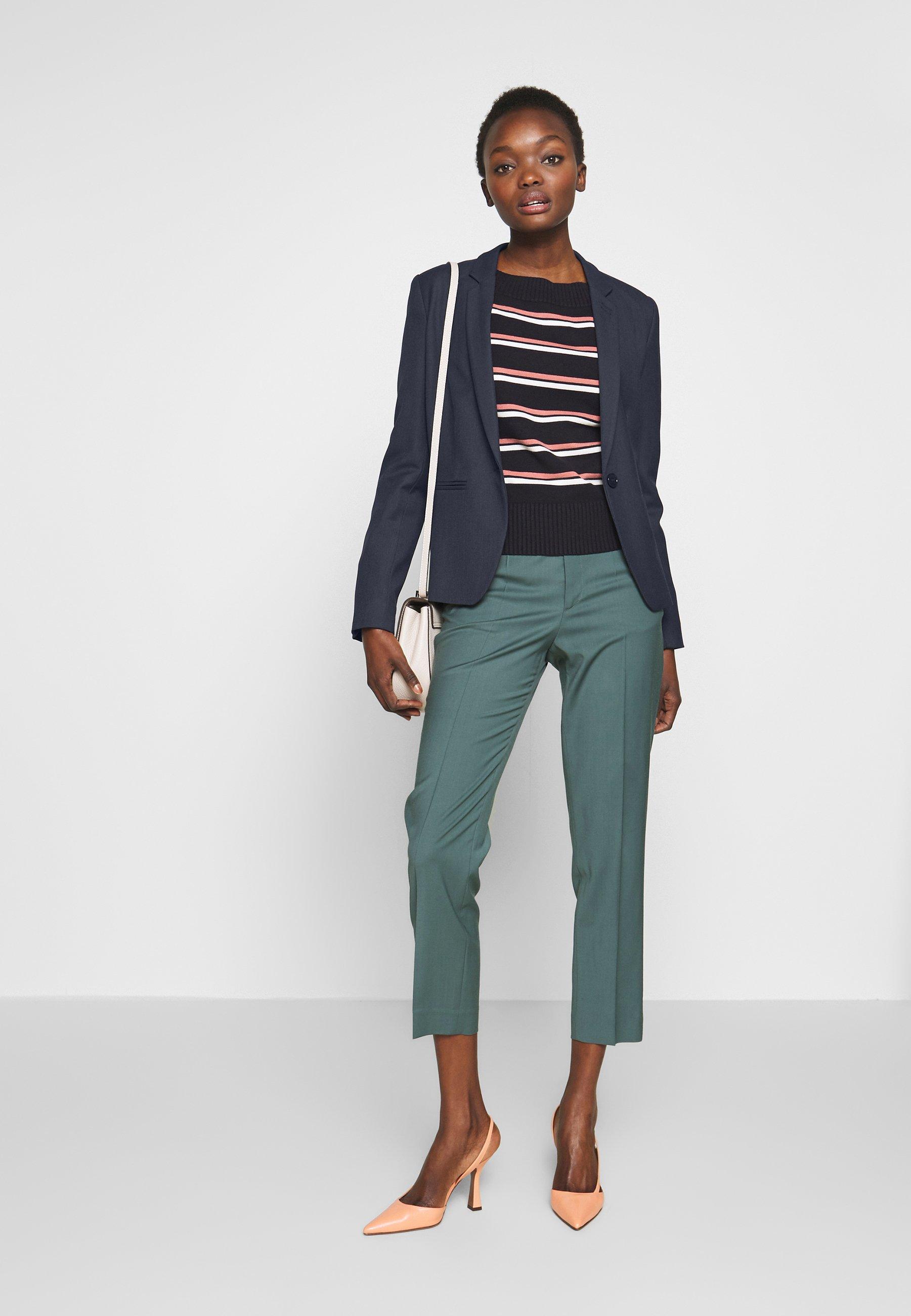 MAX&Co. MANILA - Blazer - navy blue pattern