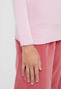 MAX&Co. - DORATURA - Pullover - pink - 3