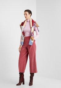 MAX&Co. - DORATURA - Pullover - pink - 1