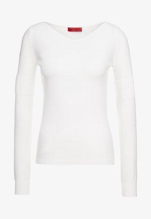 CORINNE - Jumper - white