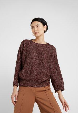 DORIS - Sweter - brown