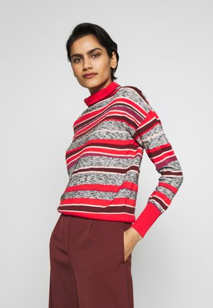 DAKAR - Pullover - red pattern