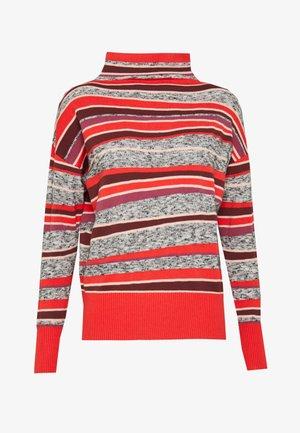 DAKAR - Jumper - red pattern