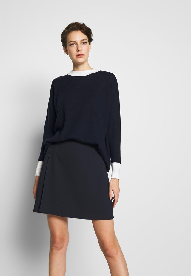 COSTANZA - Jersey de punto - midnight blue