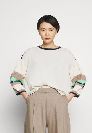 PAFFUTO - Pullover - ivory