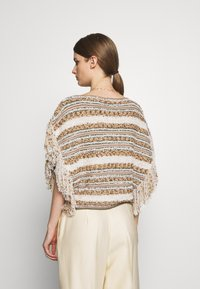 MAX&Co. - CUBISMO - Sweter - beige - 2
