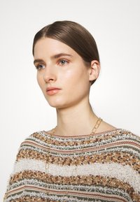 MAX&Co. - CUBISMO - Sweter - beige - 4