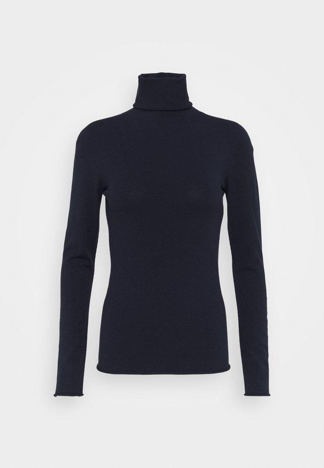 MANAMA - Strikkegenser - navy blue