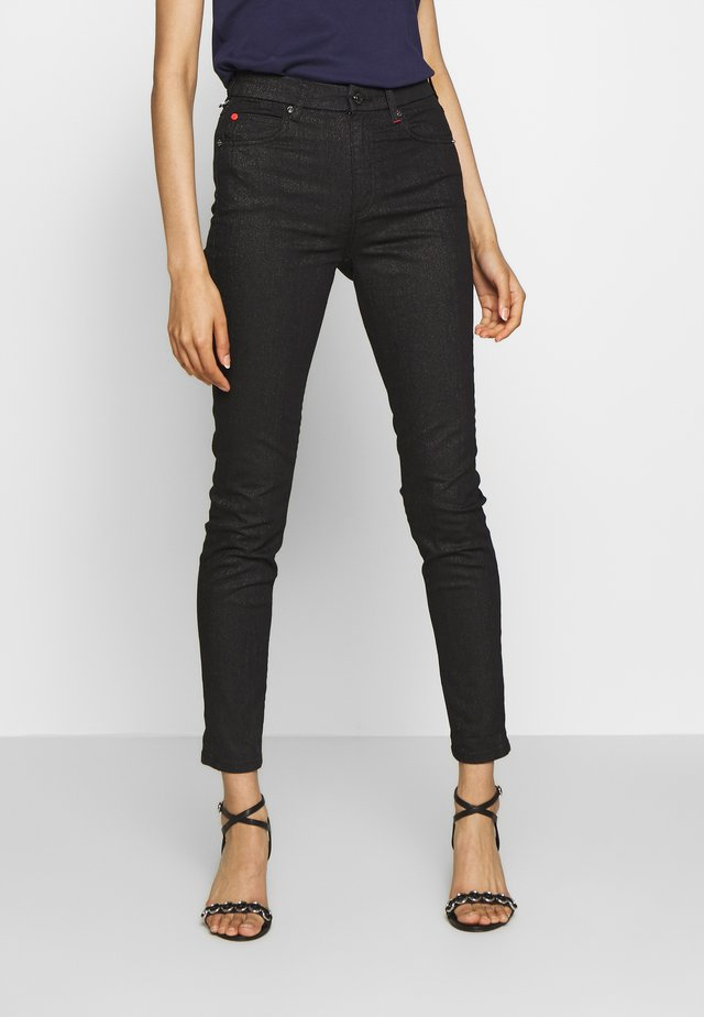 DELIZIA - Skinny džíny - black