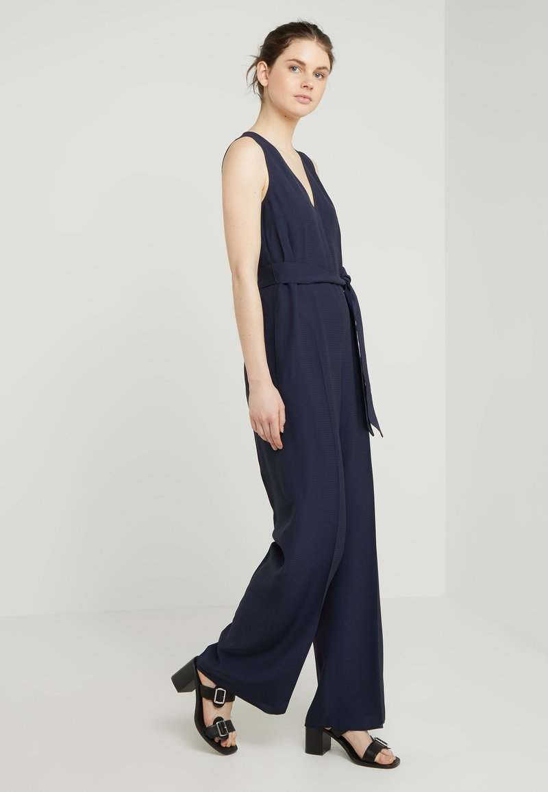 MAX&Co. - PERENNE - Jumpsuit - navy blue