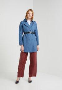 MAX&Co. - DEROGARE - Trenchcoat - sky blue - 1